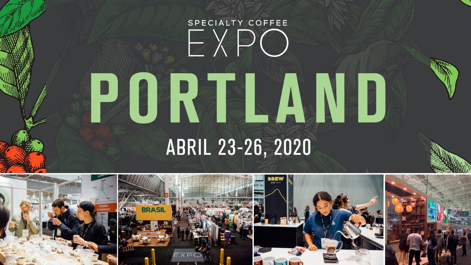 Feria Specialty Coffee Expo 2020 SCAA Café de Especialidad