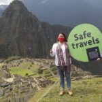Sello Safe Travels en Peru