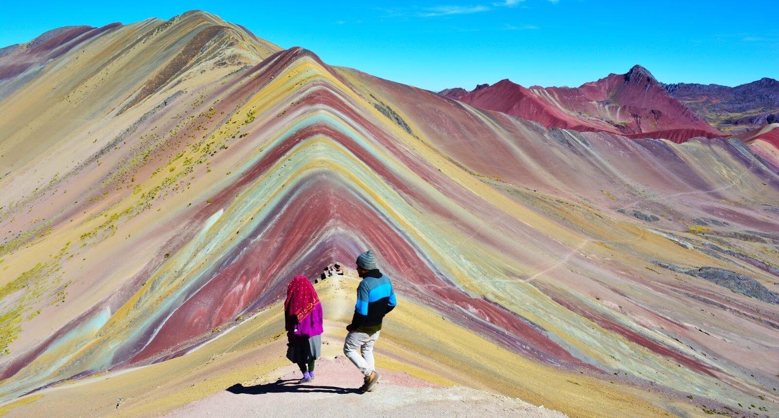 Montaña de Siete Colores Cusco