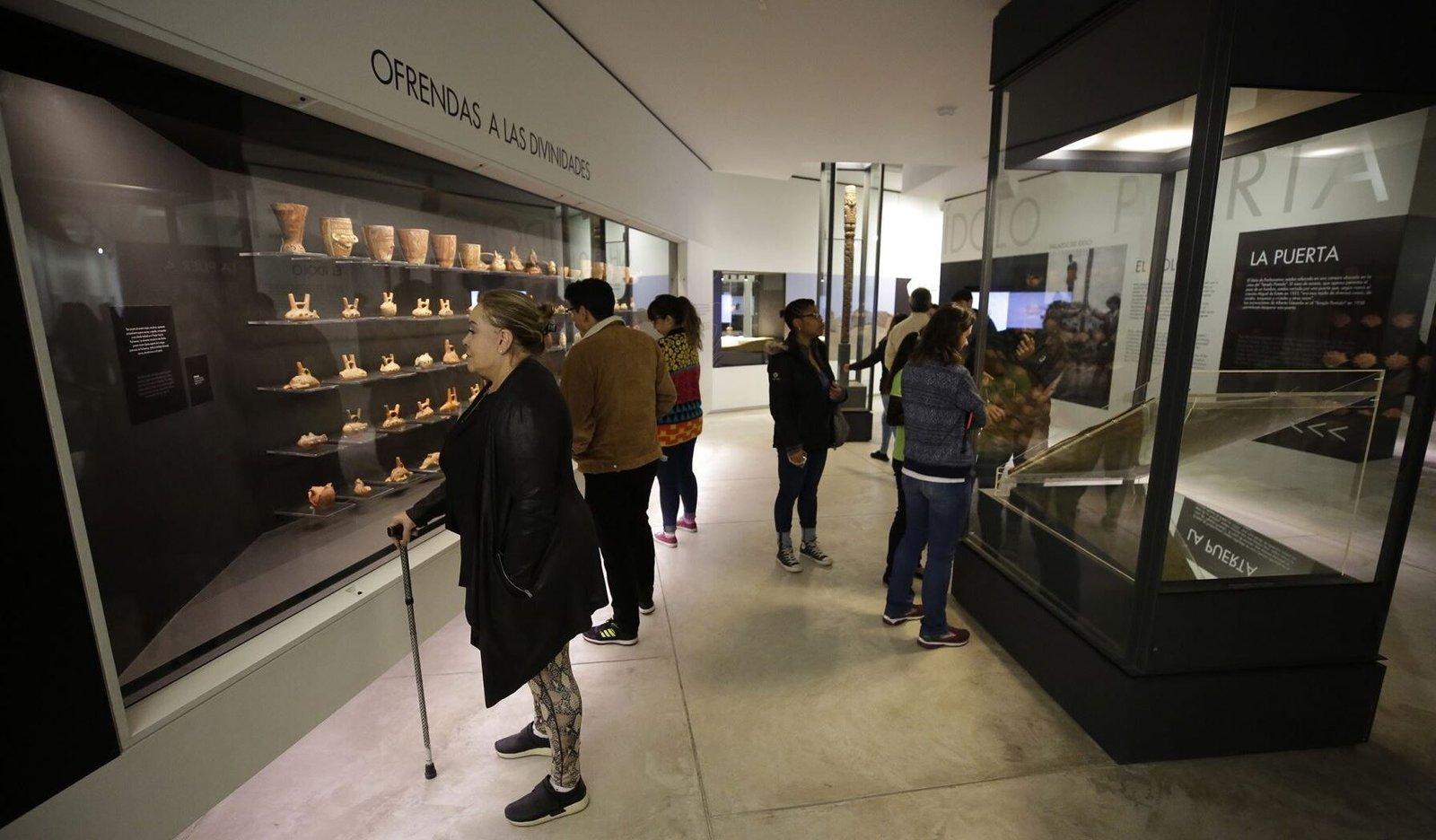 museos y sitios arqueológicos gratis hasta 31 diciembre