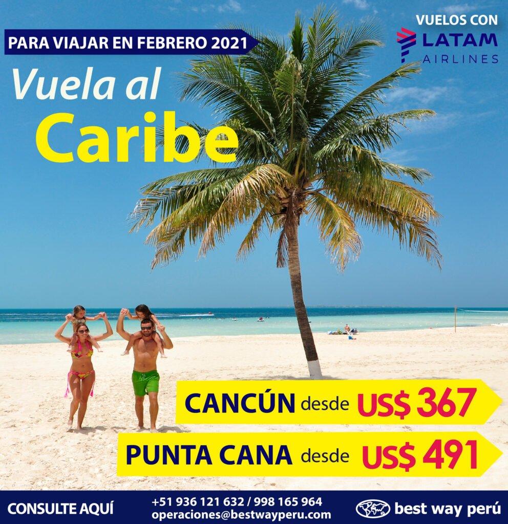 Caribe Punta Cana Cancun